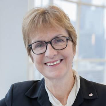 Janet Rossant, CC PhD FRS FRSC