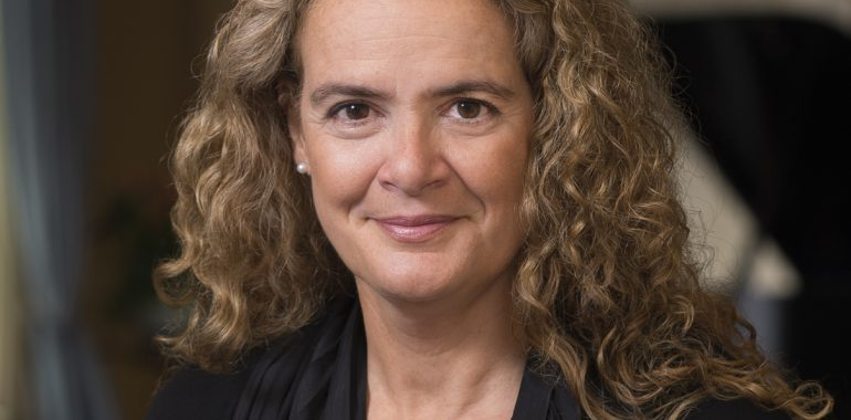 Announcing our Honorary Patron: Her Excellency the Right Honorable Julie Payette