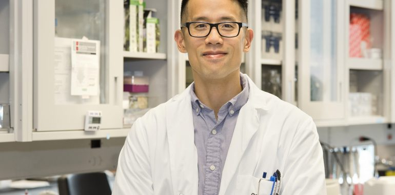 Discovery Awardee Profile – Dr. Gareth Lim